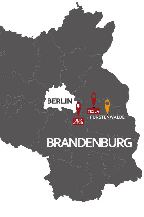 FAWZ_Map-Brandenburg-Berlin-Map-with_Fuerstenwalde_TESLA_BER-Airport_2