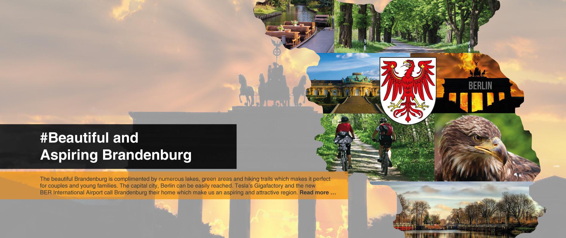 Beautiful and Aspiring Brandenburg
